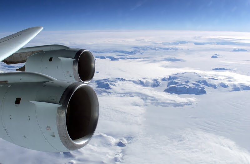 Why Don't Planes Fly Over Antarctica?