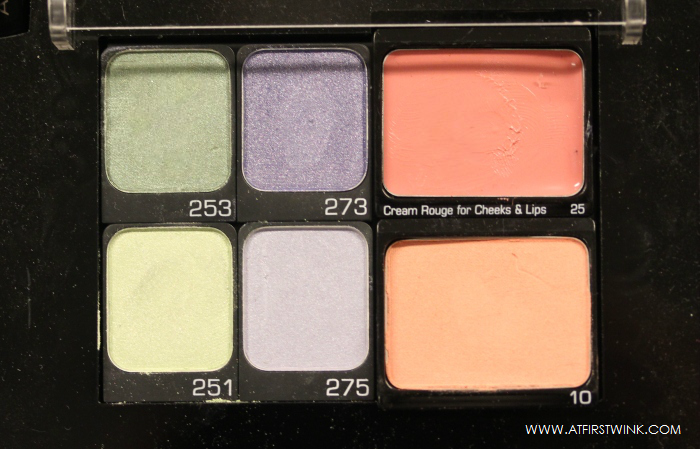 ARTDECO Spring/Summer 2014 makeup colors