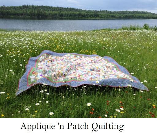 Applique 'n Patch Quilting