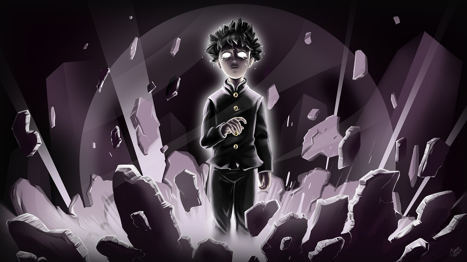 Review anime mob psycho 100