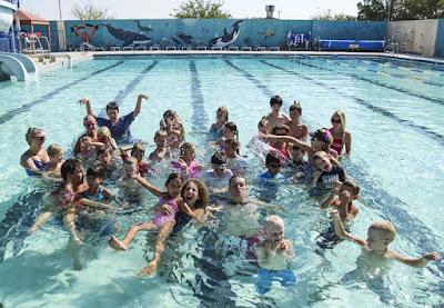 Permainan Dalam Air Untuk Anak