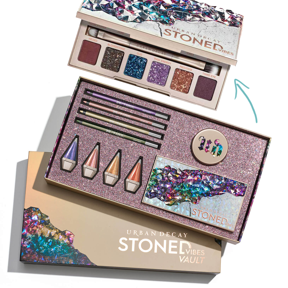 Urban Decay Stoned Vault
