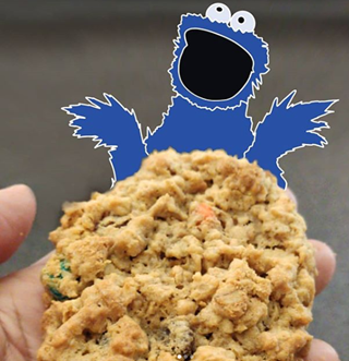 Monster Cookie: aprenda a preparar delicioso cookie feito com aveia