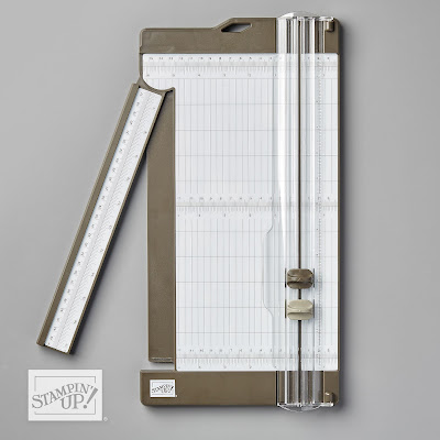 Stampin' Up! new paper trimmer - available in your Starter Kit when you join with Nicole Steele