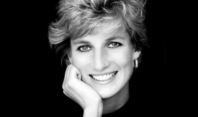Vinte anos sem Diana homenagem