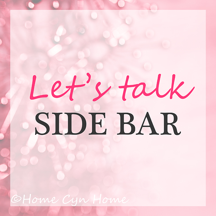 Everything you need to know about your blog side bar