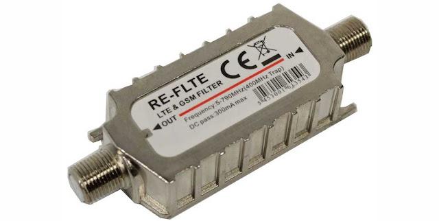¿Qué es y para qué sirve un filtro en una instalación de televisión  Elementos de Telecomunicaciones