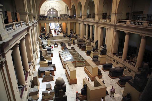 Egyptian Museum, gambar pinterest.com