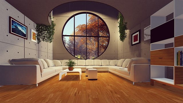 Aksesoris Ruang keluarga Minimalis