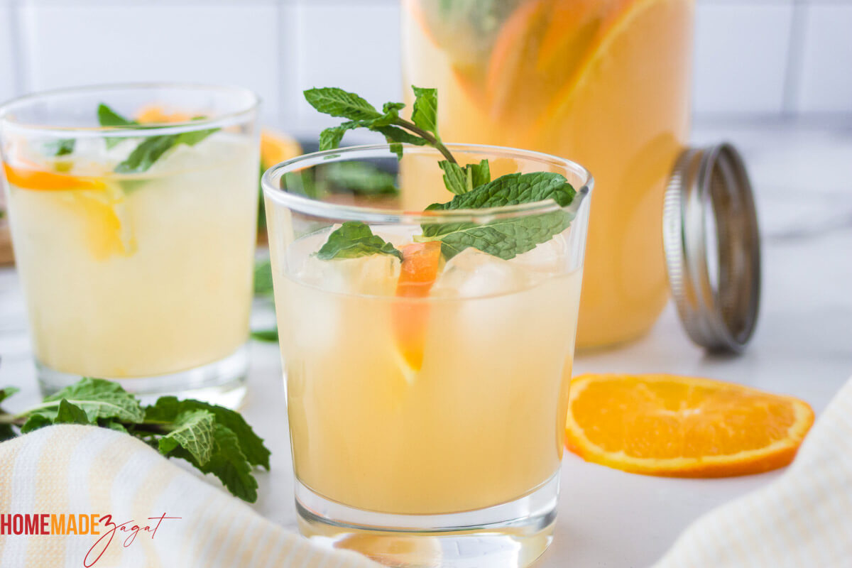 Caribbean punch is the perfect tropical fruit drink. A delightfully easy, refreshing non-alcoholic drink with guava nectar, coconut water and fresca.