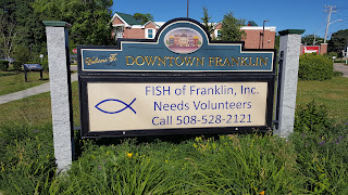 FISH of Franklin needs volunteers