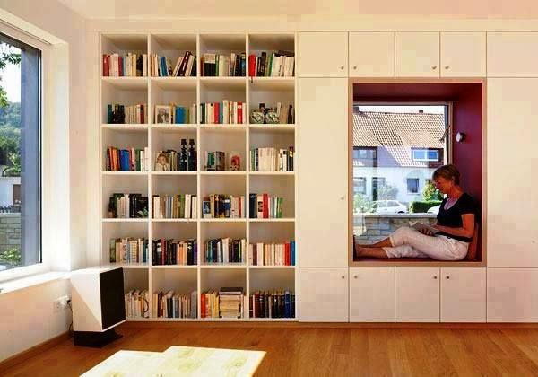 Andreyno Property: Rak Buku Untuk Rumah Minimalis