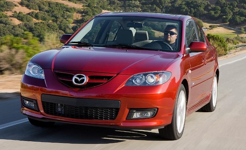 Самые надежные бу-авто: Mazda 3