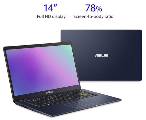 ASUS L410MA-PS04 FHD Display Ultra Thin Laptop
