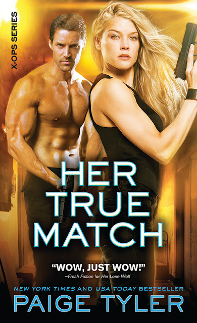 Excerpt, Giveaway, Her True Match, Paige Tyler, Bea's Book Nook