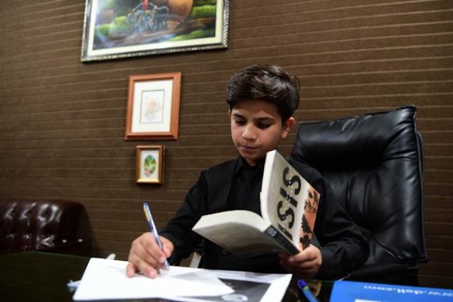 Meet The Youngest Motivational Speaker- Hammad Safi