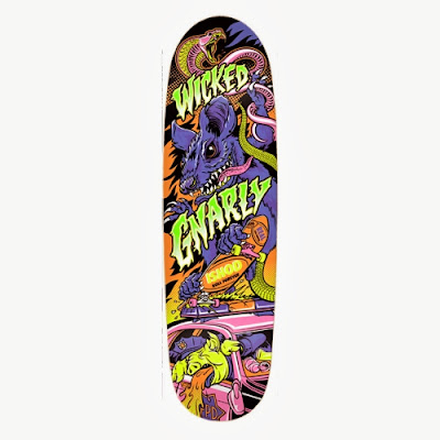Deck of the Week : Real Ishod Pyscho Awesome Wicked Cruiser