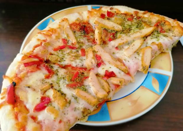Pizza z kurczakiem Donatello [Biedronka]