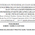 PENDAFTARAN SELEKSI BEST PRACTICE GURU TAHUN 2020 UNTUK GURU SD/MI, GURU PPKN DAN  IPS  SMP/MTS  SMA/MA SMK/MAK