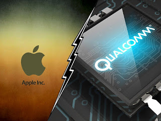 Qualcomm Ws Apple