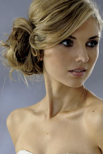 Admirable Bridesmaid Hairstyles Low Side Bun The Holle Hairstyles For Women Draintrainus
