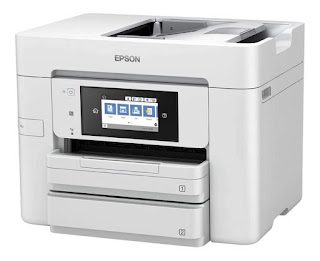 Epson WorkForce Pro WF-4745DTWF Driver Download, Review