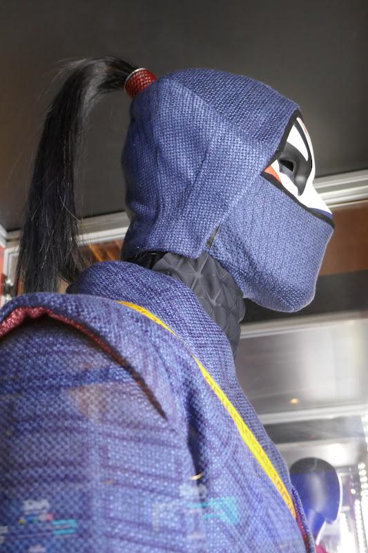 Shang-Chi Death Dealer costume mask