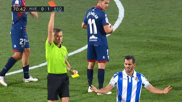 Huesca 0x1 Real Sociedad – Vitória descontrolada e irresponsável