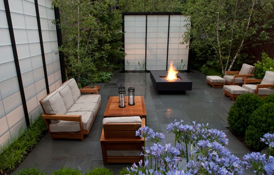 Garden Design Ideas: Residential Garden