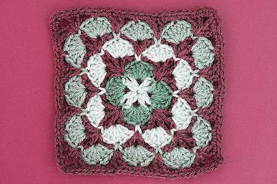 6 - Crochet Imagen Cuadro para mantas y cobijas a crochet y ganchillo por Majovel Crochet