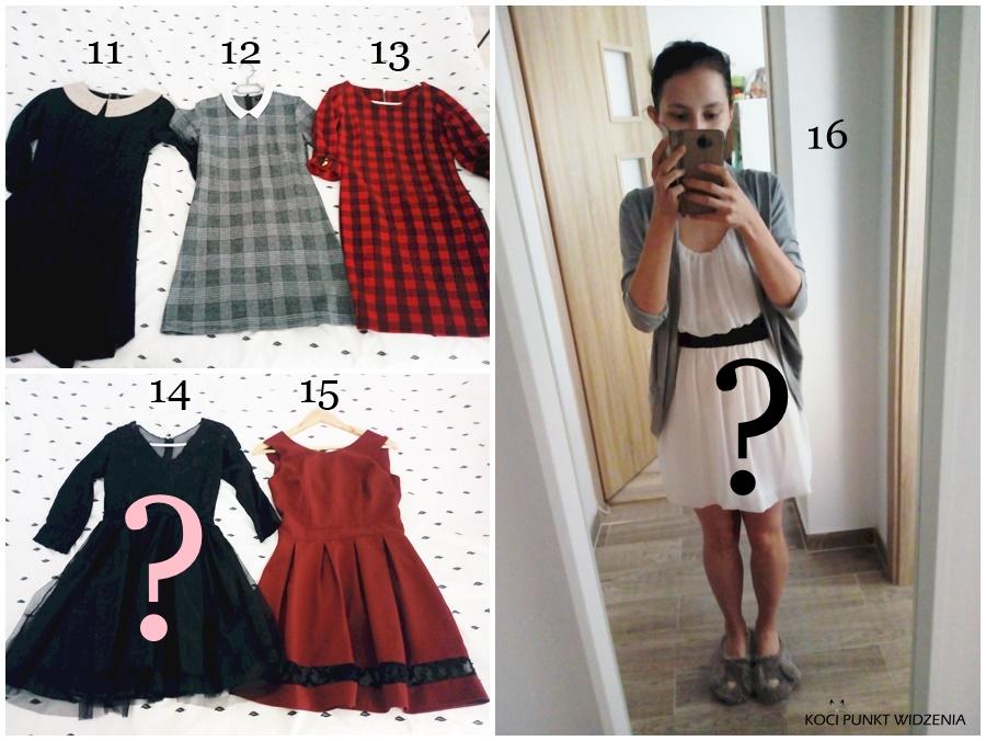 minimalistyczna garderoba krok 1