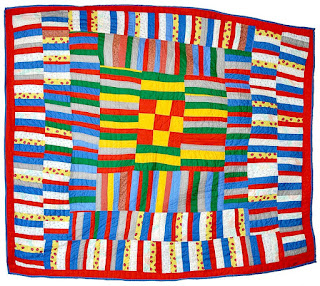 Quilt by Lucy Mingo,