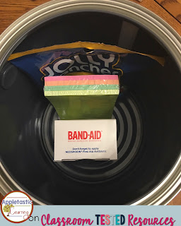 Paint Can Back to School Survival Kit for Teachers
