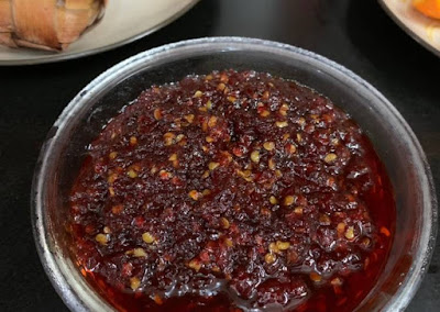 sambal cenge palembang