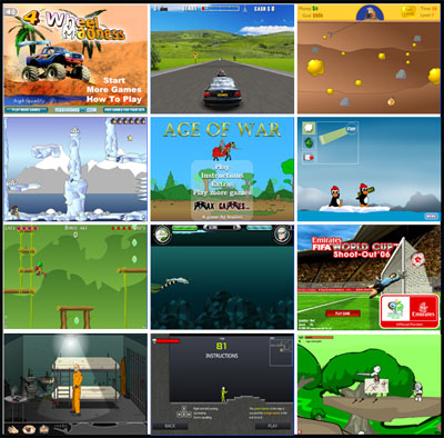 Flash Games Gratis