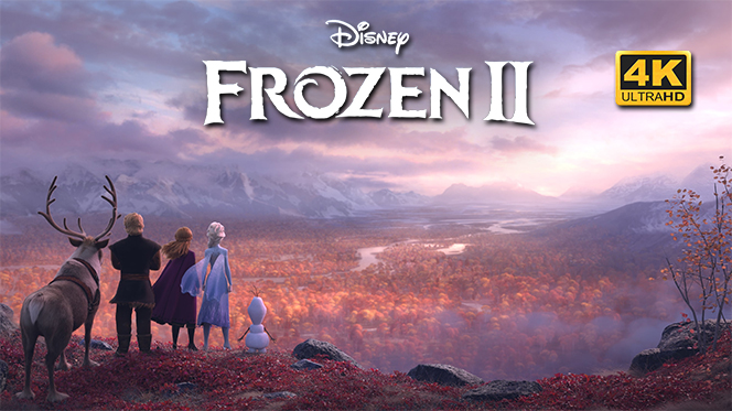 Frozen 2 (2019) 4K UHD 2160p Latino-Ingles