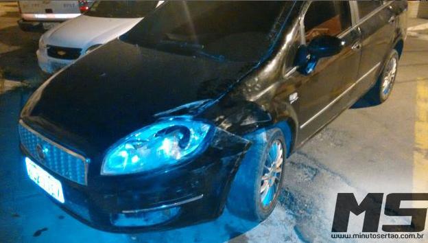 Delmiro Gouveia: Homem  tenta matar policial durante perseguição