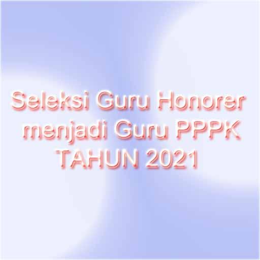 gambar guru honorer menjadi guru PPPK