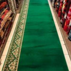 Yuk Simak, Berbagai Tipe dan Harga Karpet Masjid Bekasi