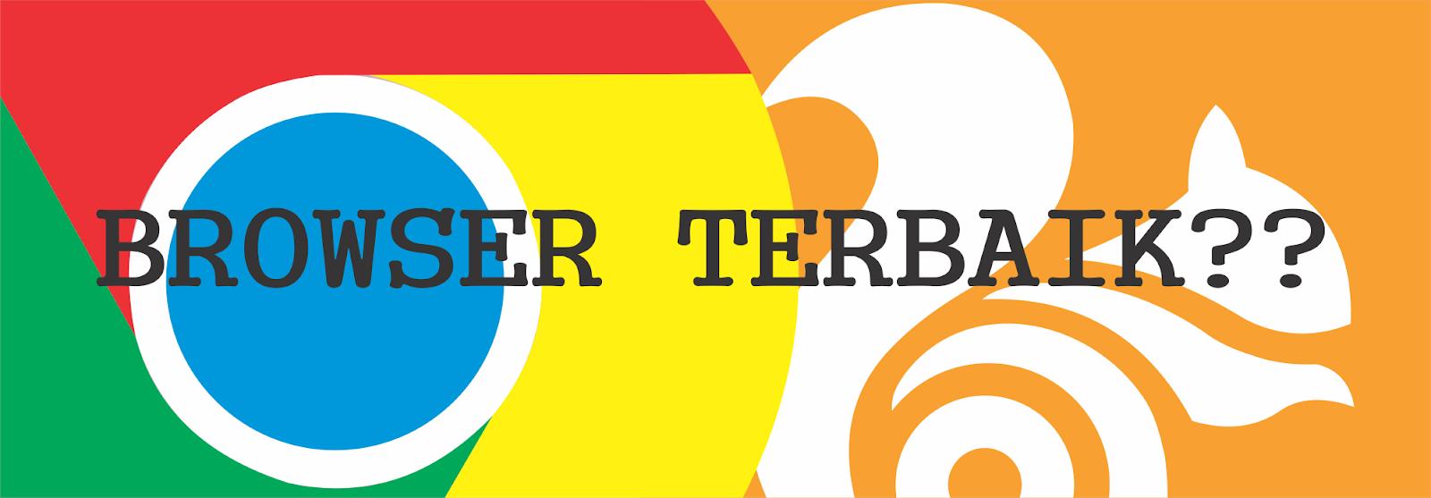 Aplikasi Browser smartphone tercepat, UC browser, Google