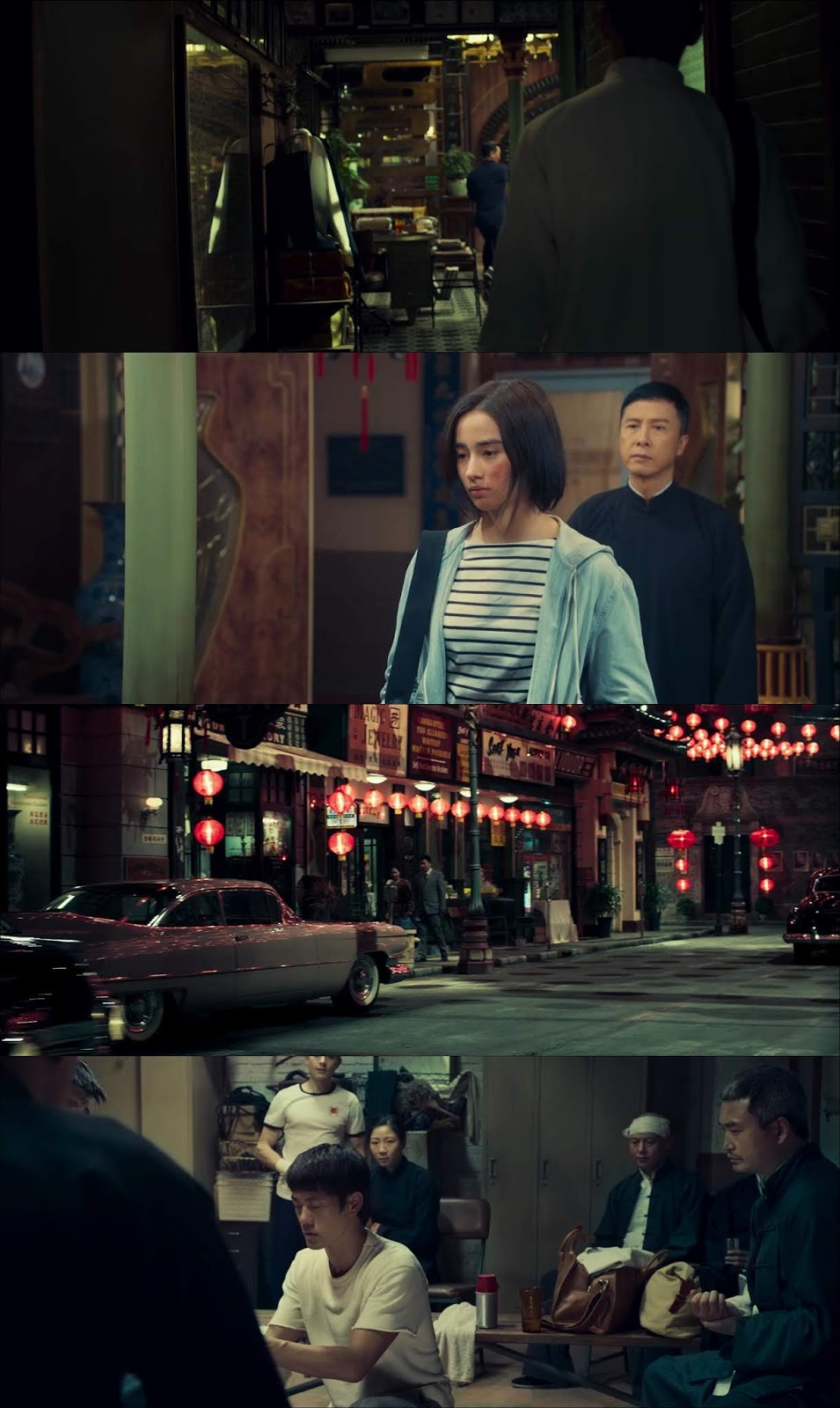 Ip Man 4 The Finale (2019) HD 720p Latino