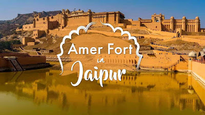 Amer fort jaipur tourist place in rajasthan