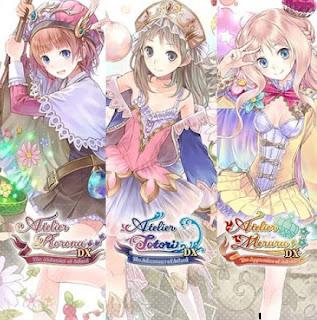 Atelier Arland Series Pc Game [6 7 GB] - Repack Gamerz