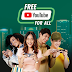 #FreeYouTube ForAll is One Great News for SMART, Sun, TNT Subscribers