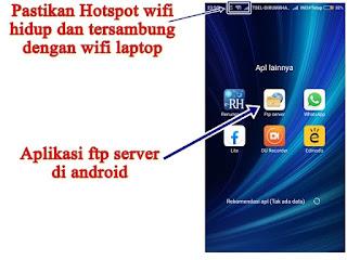 aplikasi ftp server
