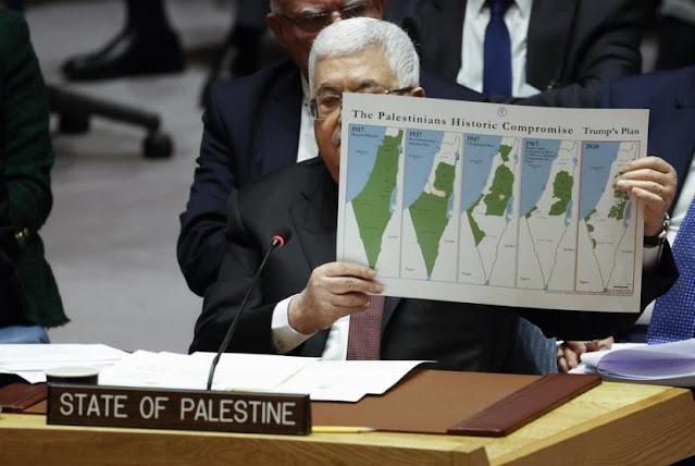 Erdogan: Israel Hanya Sisakan Sepetak Tanah untuk Palestina