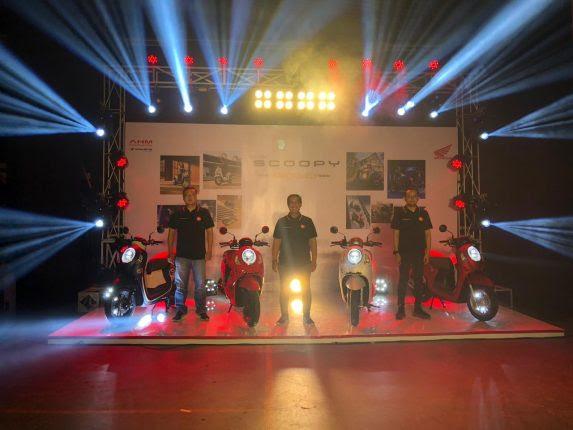 All New Honda Scoopy Resmi Meluncur Secara Virtual di Kalbar