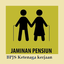 Dana jaminan pensiun akan diberikan secara sekaligus (lumpsum) jika peserta sudah berhenti bekerja & masa iuran kurang dari 15 tahun