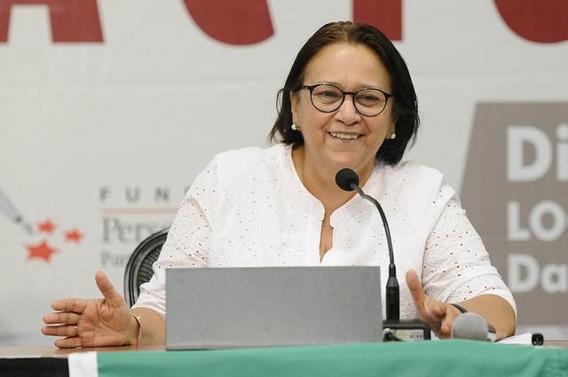 Fátima renova decreto de calamidade pública no RN em razão da pandemia