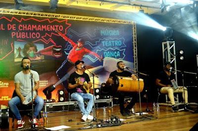 Arte In Casa estreia com enorme sucesso sua primeira live nas plataformas digitais oficiais da Prefeitura de Registro-SP